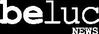 Beluc News logo blanco